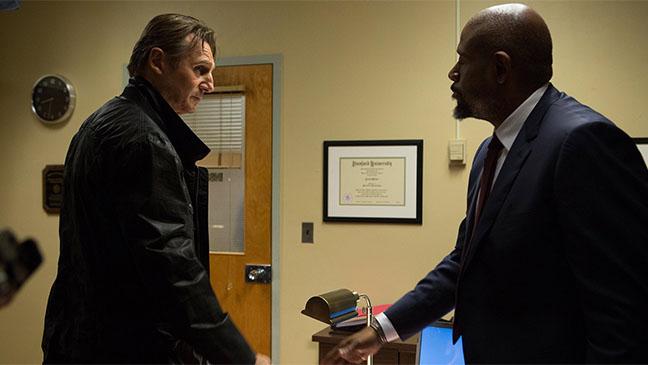 Liam Neeson se enfrenta a Forest Whitaker en esta tercera entrega