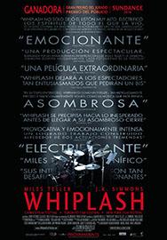 Cartel de Whiplash