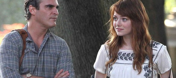 Joaquin Phoenix y Emma Stone
