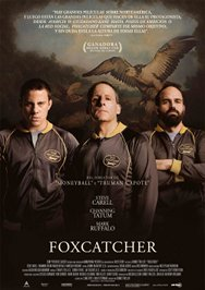 Póster de 'Foxcatcher'