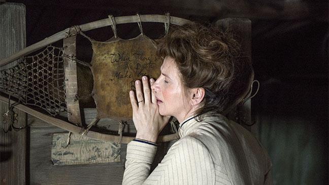 Juliette Binoche en Nadie quiere la noche