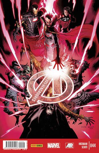 Los Nuevos Vengadores #44