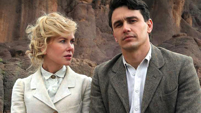 Nicole Kidman y James Franco