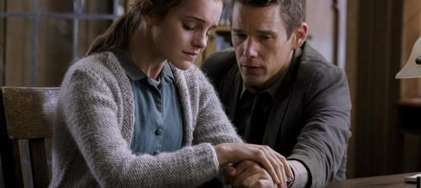 Ethan Hawke y Emma Watson