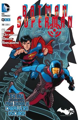Batman/Superman #13