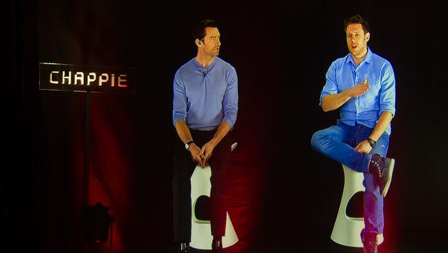 Hugh Jackman y Neill Blomkamp