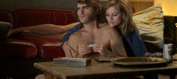 Joaquin Phoenix y Reese Witherspoon
