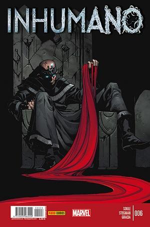 Inhumano #6