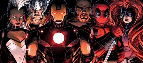 Vengadores y Patrulla-X: Axis