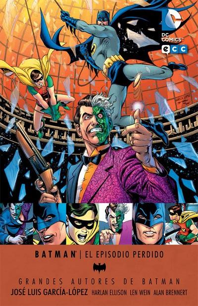 Batman El Episodio Perdido
