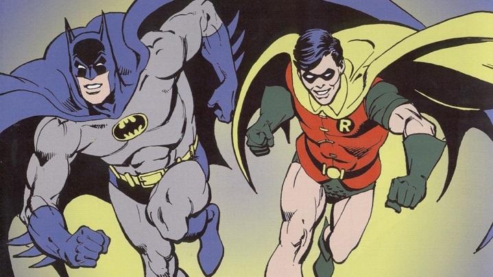Batman y Robin de José Luis García López