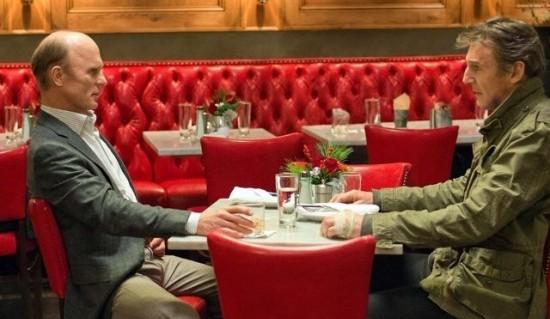 Ed Harris y Liam Neeson en Una noche para sobrevivir