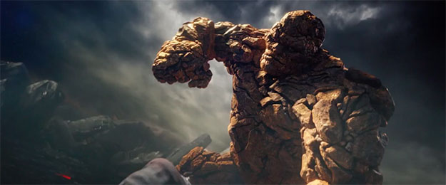 Fantastic Four - La Cosa