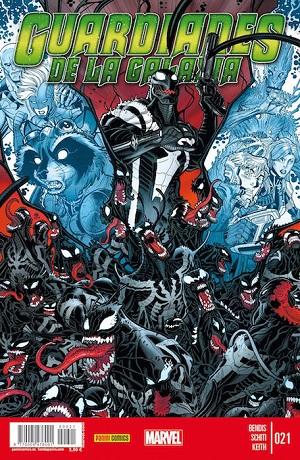 Guardianes de la Galaxia #21