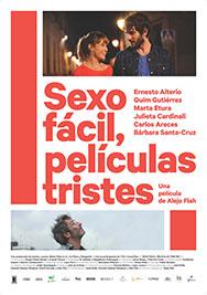 Cartel de Sexo fácil, películas tristes