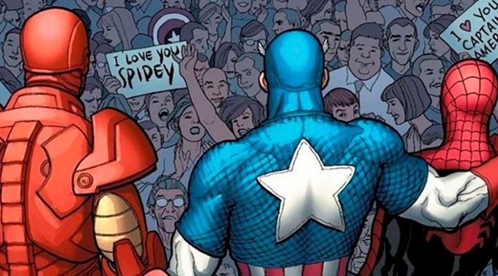 Spider-Man en Civil War