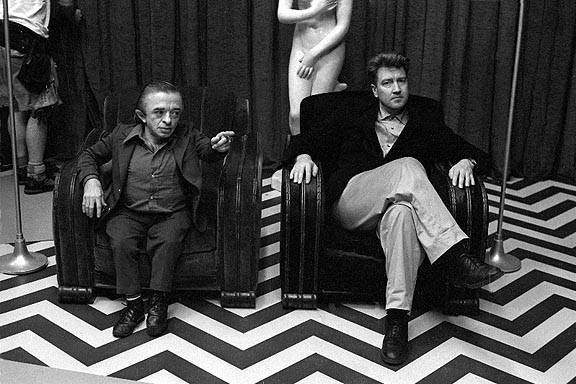 David Lynch abandona Twin Peaks