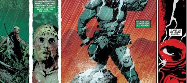 Green Arrow La Guerra de los Outsiders