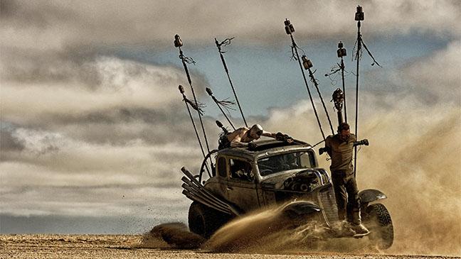 Mad Max:Fury Road se estrena el 15 de Mayo y pasa antes por Cannes