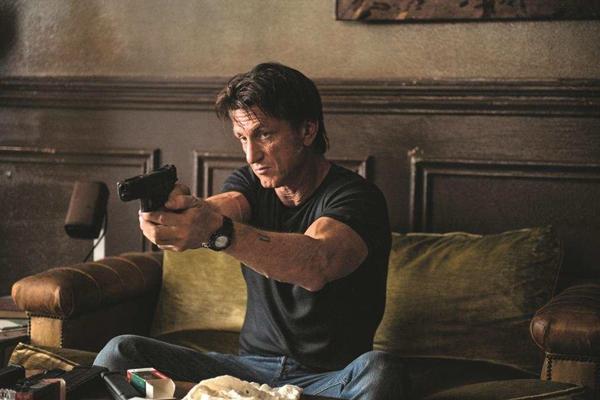 Sean Penn en Caza al asesino.