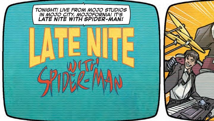 Spiderman y la Patrulla-X