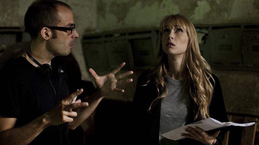 Rafa Martínez e Ingrid García-Jonsson