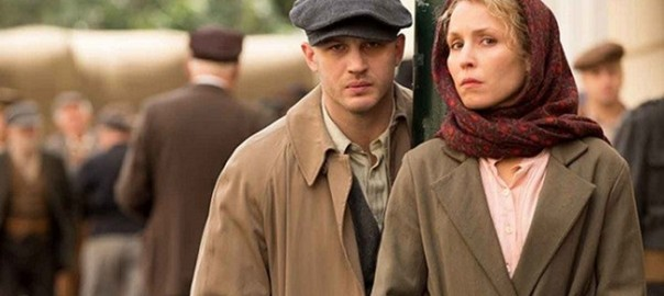 Tom Hardy y Noomi Rapace