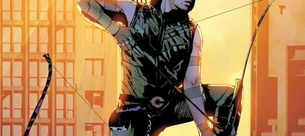 Green Arrow Roto