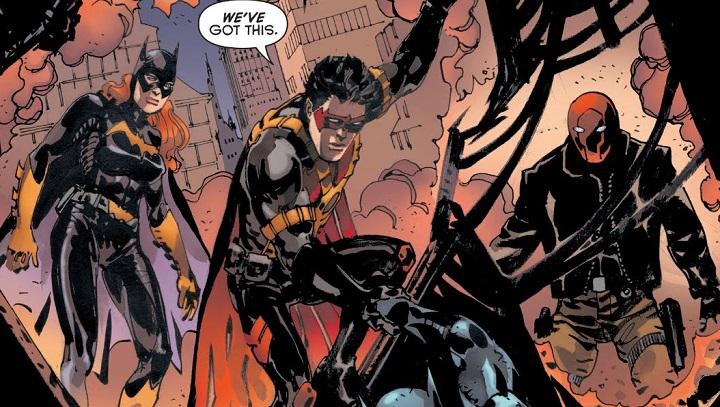 Batman Eterno #7