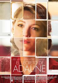 Póster 'El secreto de Adaline'