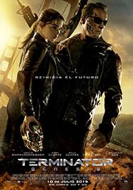 Poster Terminator Génesis