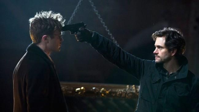 Hugh Dancy y Michael Pitt en Hannibal