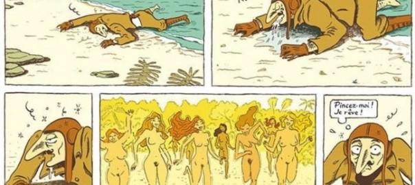 La isla de las mujeres