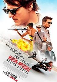 poster Misión Imposible: Nación secreta