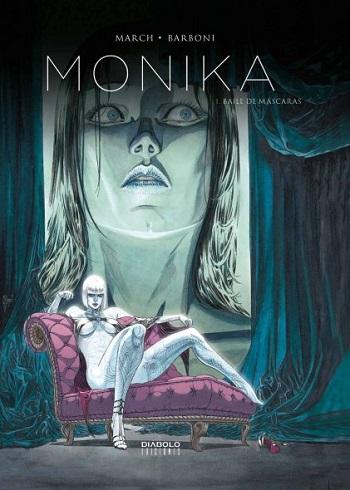 Monika #1: Baile de Máscaras