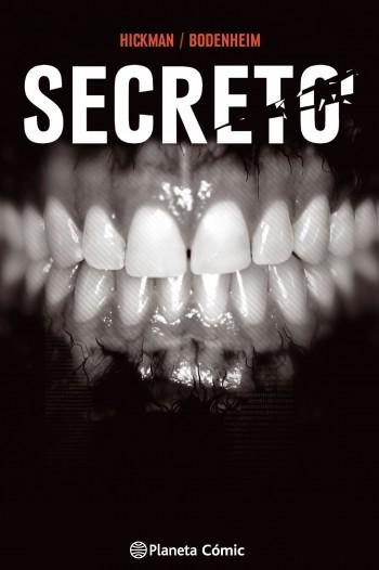 Secreto, de Jonathan Hickman