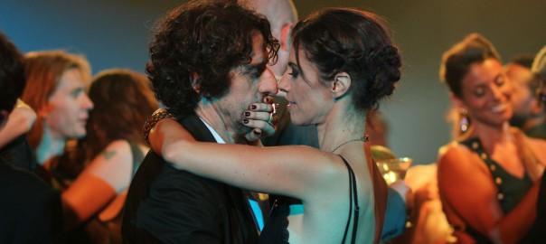 Diego Peretti y Maribel Verdú