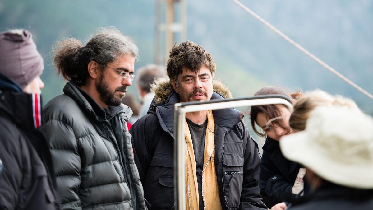 Benicio del Toro y Fernando León de Aranoa