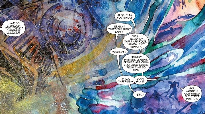 Bucky Barnes: Soldado de Invierno #1