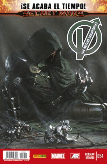 Los Nuevos Vengadores #54