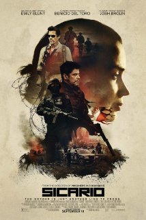 Póster de la película Sicario (2015)