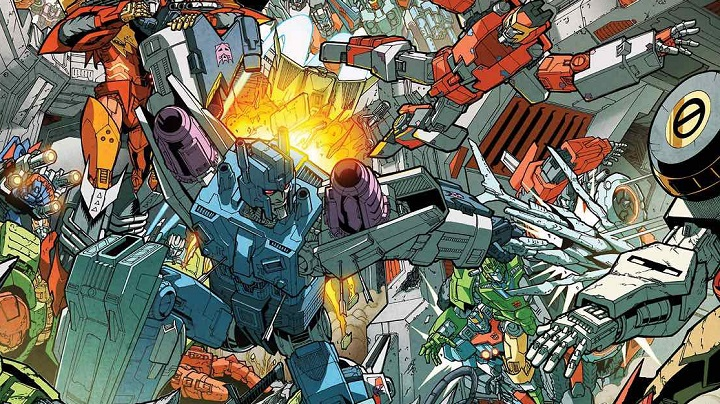 Transformers. More than Meets the Eye #2