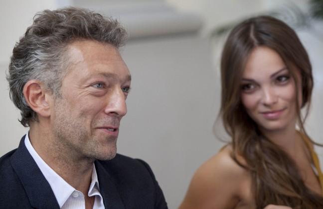 Vincent Cassel y Lola Le Lann