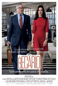 el-becario-poster