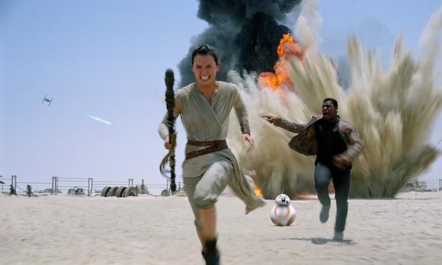 Tráiler oficial de Star Wars: El despertar de la Fuerza
