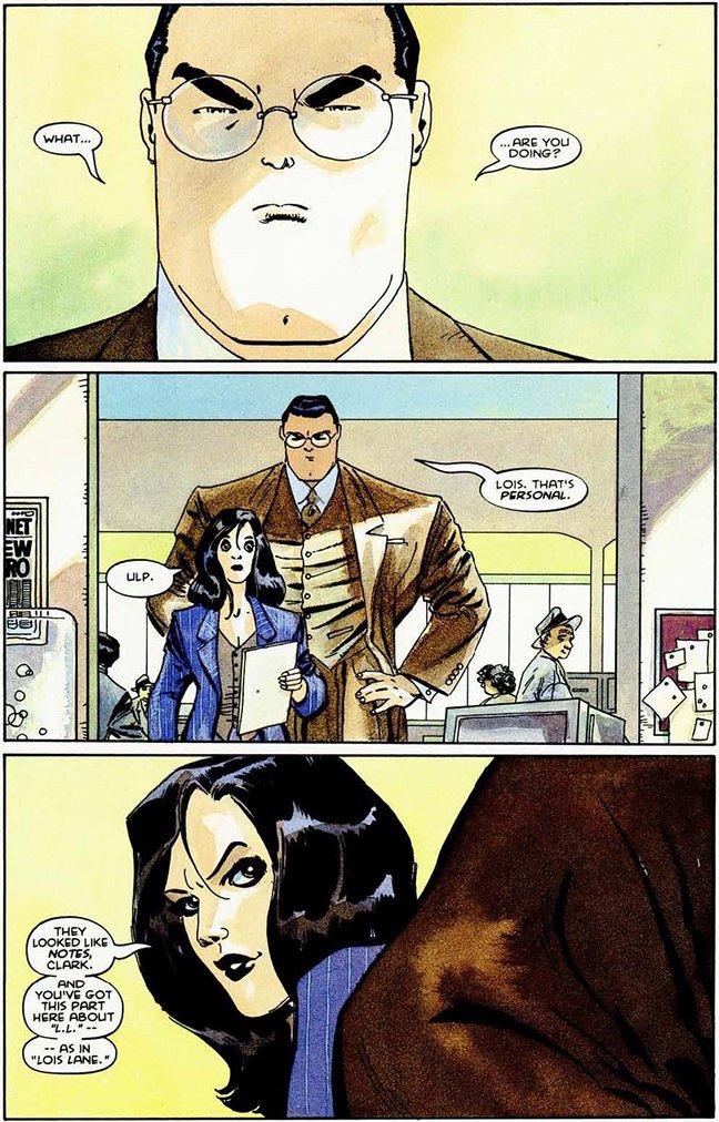 Superman: Las cuatro estaciones