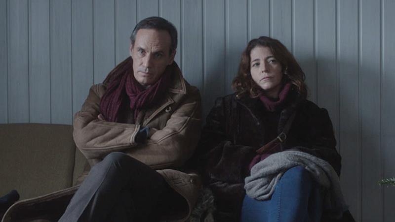Nora Navas y Francesc Garrido