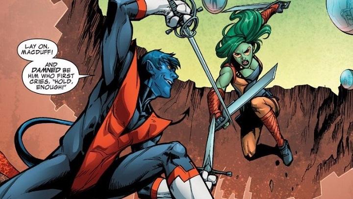Guardianes de la Galaxia #29