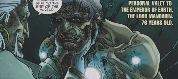 Invencible Iron Man #500
