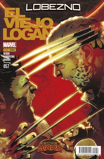 Lobezno #57. El Viejo Logan